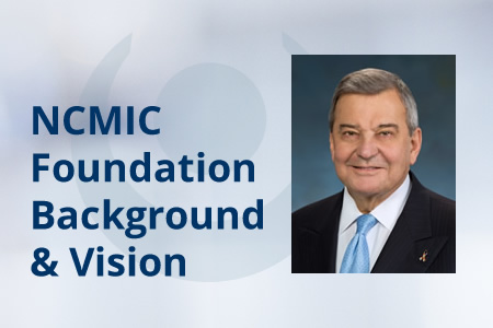 Foundation Background and Vision